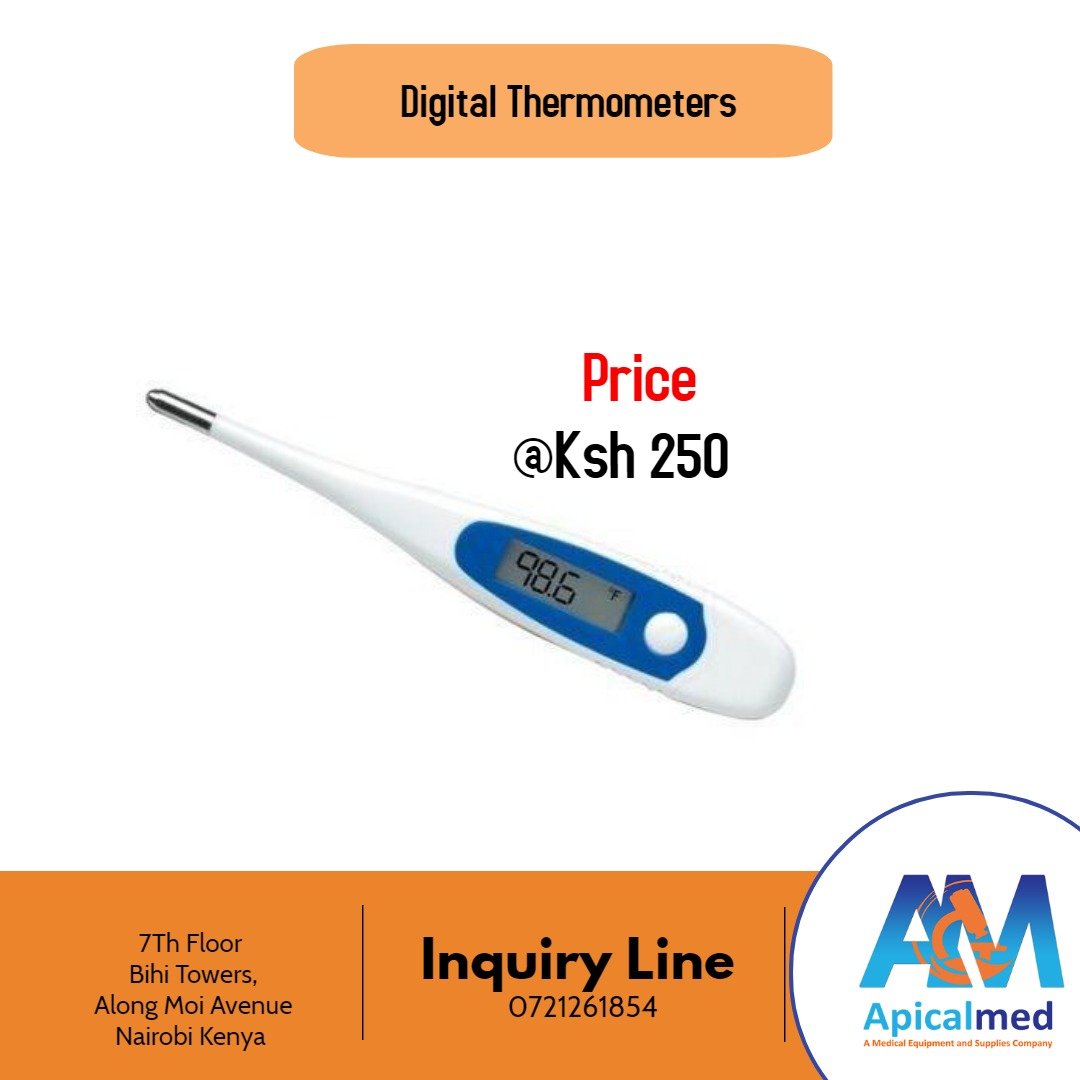 Digital-Thermometers